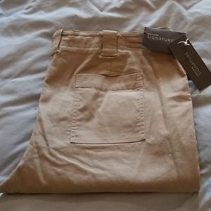 ⚡NWT Nordstrom signature cropped pants